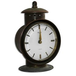 Marlene Dietrich Personally Owned German Desktop Clock