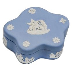 Marlene Dietrich Personally Owned Wedgwood Box