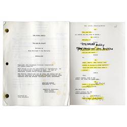 Royal Family Episode 3 Shooting Script Redd Foxx Estate