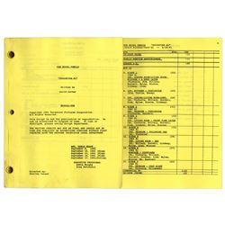 Royal Family Ep 7 Table Draft Script Redd Foxx Estate