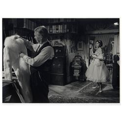 Love in the Afternoon Audrey Hepburn 15.5 x 11.5 Photo