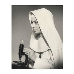 ''The Nun's Story'' Audrey Hepburn Owned Estate Photo