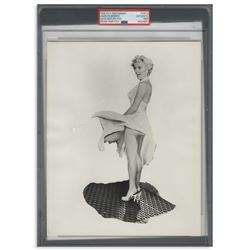 Marilyn Monroe 7 Year Itch 8''x10'' Photo PSA Type 3
