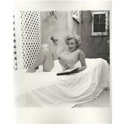 "Original 8"" x 10"" Photograph of Marilyn Monroe Taken by Andre de Dienes in 1953"