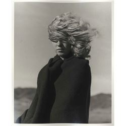 "Original 8"" x 10"" Photograph of Marilyn Monroe Taken by Andre de Dienes in 1949"