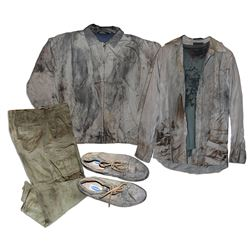 'Resident Evil: Afterlife'' Screen-Worn Zombie Costume