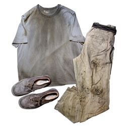 ''Resident Evil: Afterlife'' Screen-Worn Zombie Costume