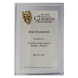 Jean Stapleton Lifetime Achievement in Comedy Award