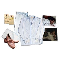 Ben Stiller Pajamas & Leather Slippers From ''Envy''