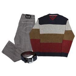 Chris Tucker Stunt Silver Linings Playbook Wardrobe