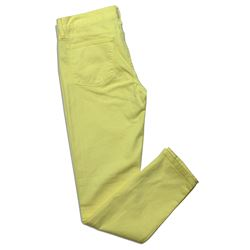 Sofia Vergara Bright Yellow Skinny Jeans Worn Onscreen