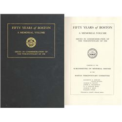 Fifty Years of Boston 1930