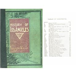 History of Los Angeles by Charles Dwight Willard 1901