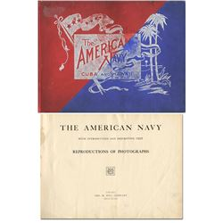 American Navy With Introduction & Descriptive Text 1898