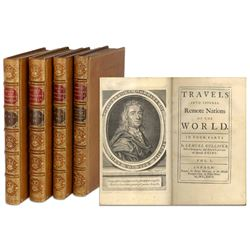 1726 1st Edition Jonathan Swift Gulliver's Travels