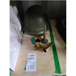 WWII Service Helmet