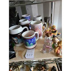 Mugs and Teddies
