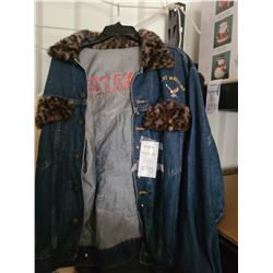 First Nations Jean Jacket Cat A