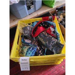 Crate of Themed Ties Cat A