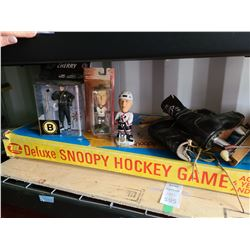 Don Cherry & Karia Bobble Heads & More Cat A