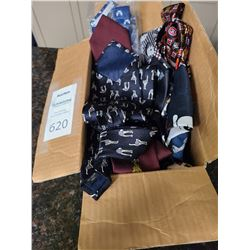 Box of Ties Cat A