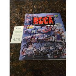 Signed RCCA Magazine Jan 1998 Cat A
