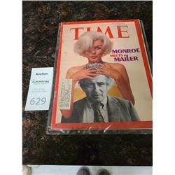 Monroe meets Mailer Cat A