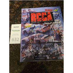 RCCA Signed Magazine Cat A