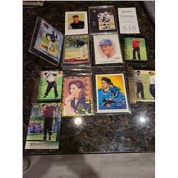 Assortment of Promotional Sports Trading Cards Cat A