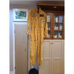 "Apollo 15 Col James B. Irwin""s Jumpsuit Cat B"