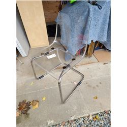 Ikea Acrylic Office Chair Cat C