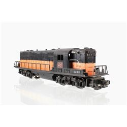 Lionel Postwar O Gauge 2338 Milwaukee Road GP7