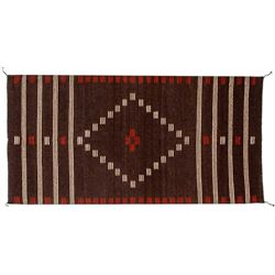 First Mesa Toadlena Wool Rug by Pedro Gutierrez