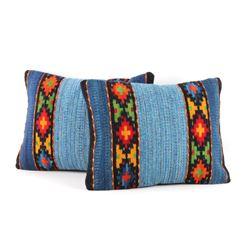 Sunburst Churro Wool Set of Two Pillows Gutierrez