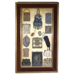 1920's Beaded Flapper Purse Collection RARE