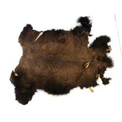 Montana Wild Buffalo Trophy Hide Rug