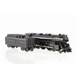 Lionel 2055 Black Steam Loco 6026W Tender