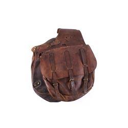 U.S. Military Cavalry Leather Saddle Bags