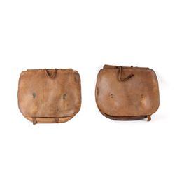 Original General John H. Dickinson Saddle Bags