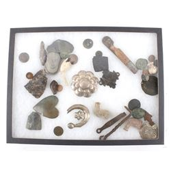 Collection of Assorted Civil War Dug Artifacts