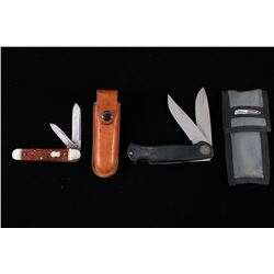 Boker & Coleman Folding Multi Blade Knives