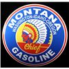 Image 1 : Montana Chief Gasoline Advertising Sign