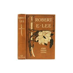 Rare Hardcover Robert E. Lee by John E. Cooke 1899