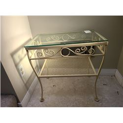 Wrought Iron Table A