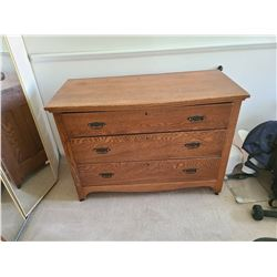 Antique Dresser C