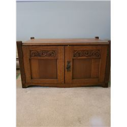 Antique Cabinet C