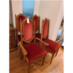 Dining chairs Cat B