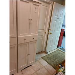 White Cabinet C