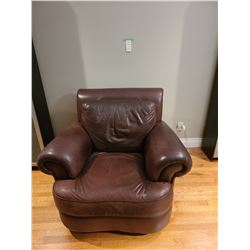 Leather chair Cat C