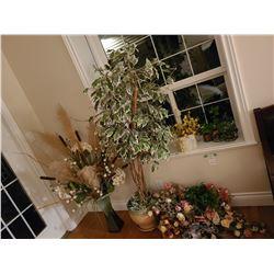 Artificial Tree and Floral arrangementscat A